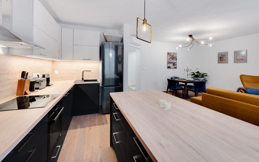 Výnimočný, luxusný a nový 3i byt v Ružinove s terasou