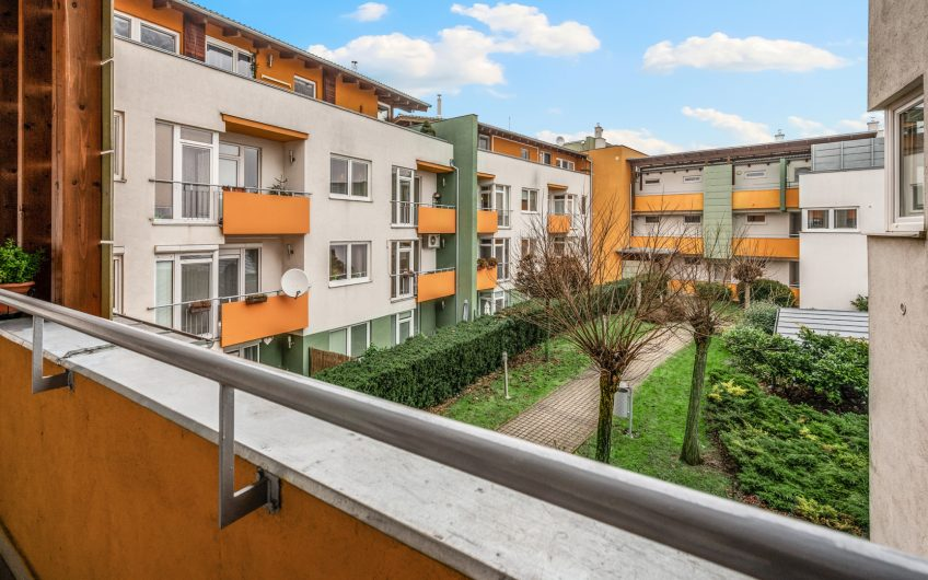 Útulný 2i byt obklopený zeleňou na skok od Bratislavy