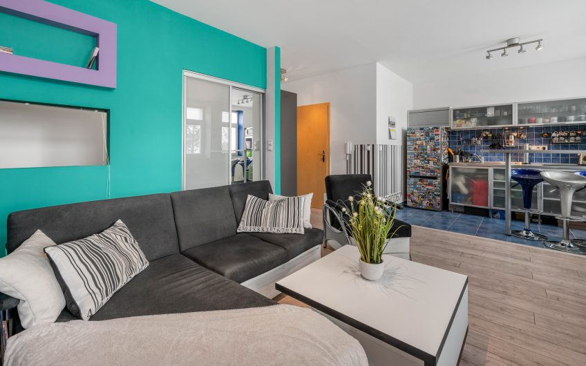 1,5 izbový byt na dobrej adrese neďaleko centra